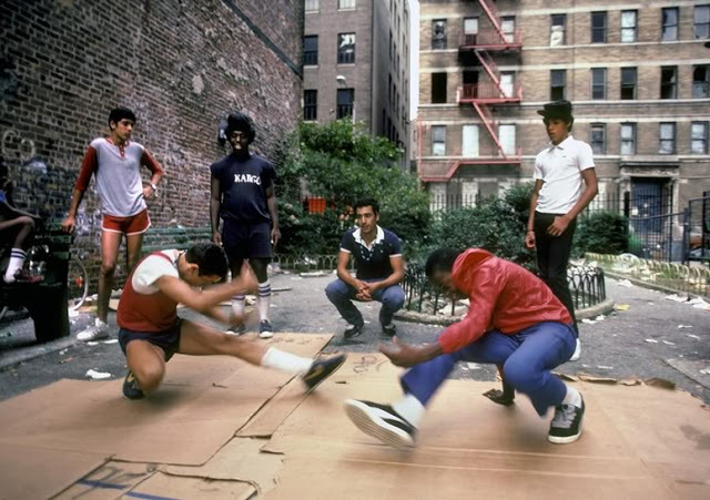 Breakdancing and Hip-hop Culture in the South Bronx.